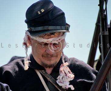 Ft DeSoto Civil War Reenactment