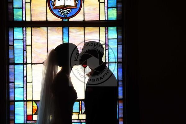 Bullock-Mashburn Wedding