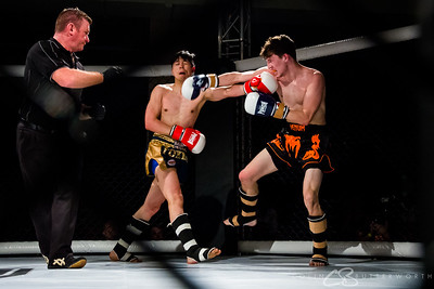 Bout 3 | Bryan Cheong v Brodie Nunn