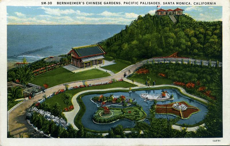 Bernheimer's Chinese Gardens