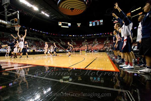 Lake Oswego 2012 Varsity Boys Basketball Championship Tournament