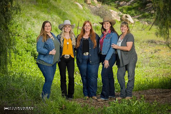 MissBullsOnly 2019 Staff