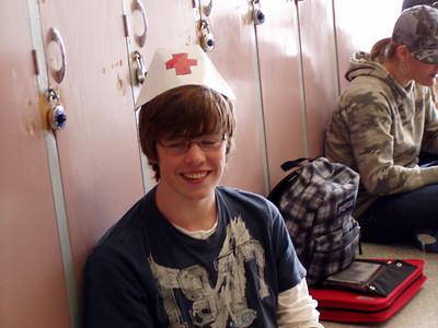 2009 Spirit Week - Hat Day