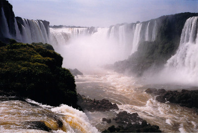 2000 - AFS Argentina Grad trip to Brasil