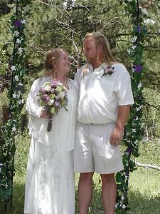 Cheri & Jerry's Wedding