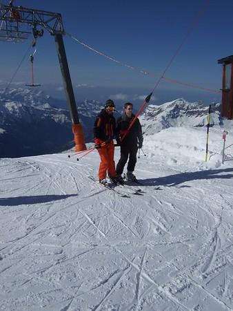 2008, Skiweekend