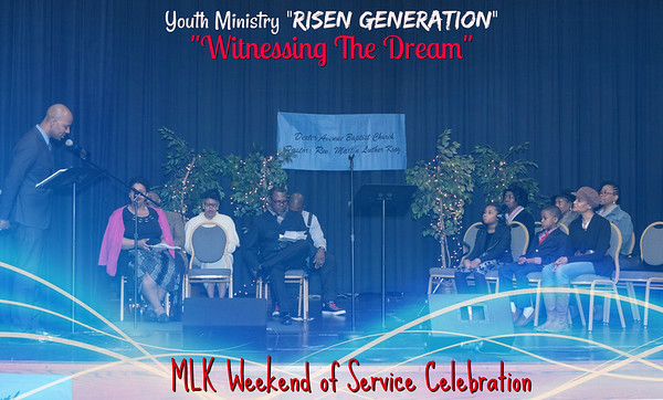 MLK Weekend of Service