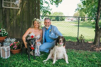 Erin and James Maryland Wedding