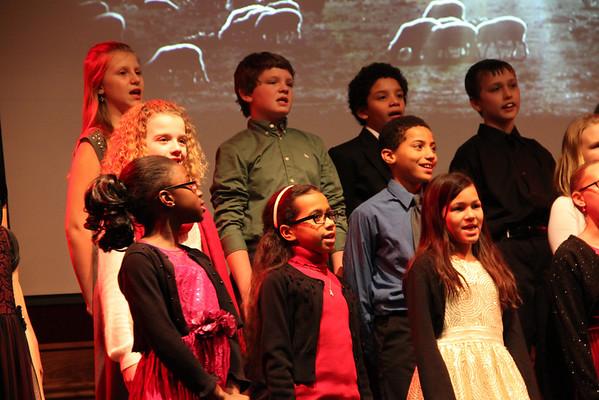 Upper Elementary Christmas Spectacular