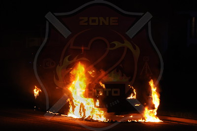 North Massapequa F.D. Car Fire 175 N. Virginia Ave. 8/23/13