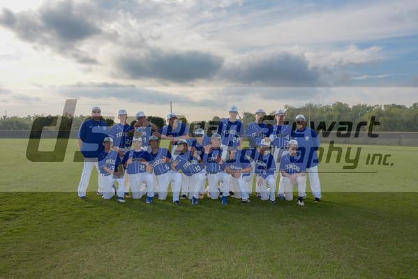 JV Baseball 3.5.19