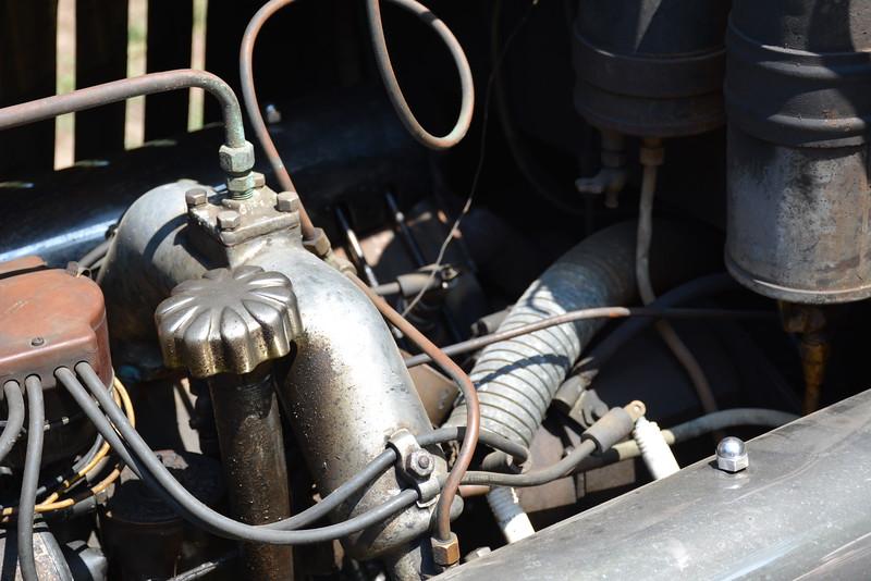 1917 Chevrolet  V8