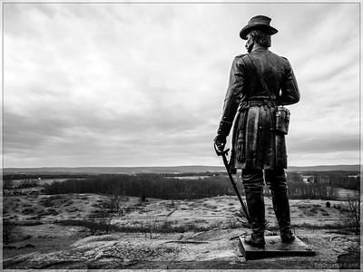 Gettysburg, PA - April 2018