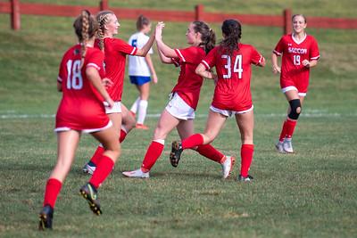 SVHS Girl's V Soccer vs Palmerton
