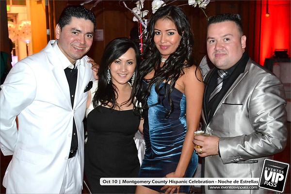 2nd Annual Montgomery County Hispanic Celebration - Noche de Estrellas