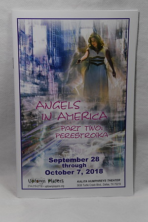9-28-2018 Angels in America - Perestroika @ Uptown Players