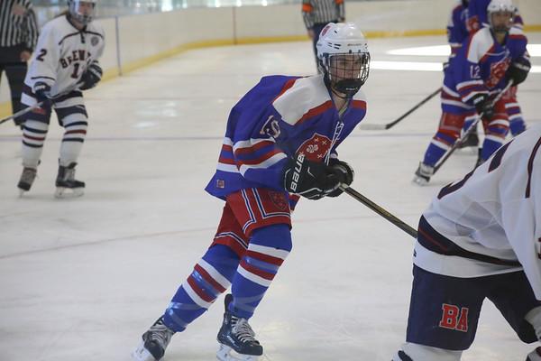 Girls' Varsity Hockey vs. Brewster | December 6