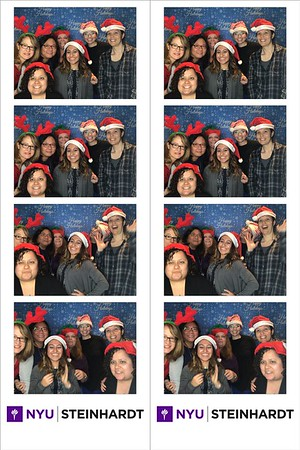 Steinhardt Holiday Party, December 06, 2017  - 14480
