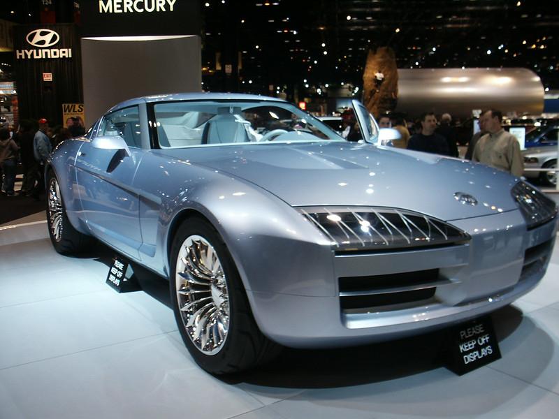2003 Mercury Messenger Concept