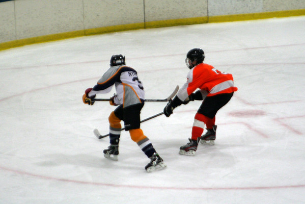 Snider Hockey at Hatfield Ice Hawks Gold 1-6-2013