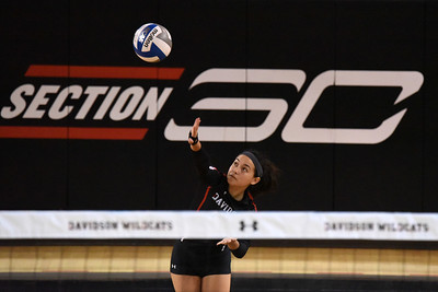 Wildcat Volleyball hosted George Mason