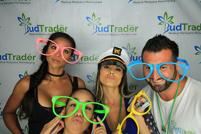 Comic-Con After Party at BudTrader - Friday