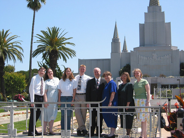 Jun 21, 2003 - At the Temple with Friends
