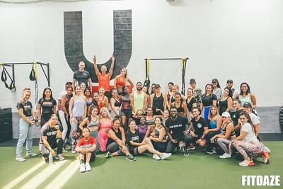 Fitdaze @ Fitness Urbano 8/11/2019