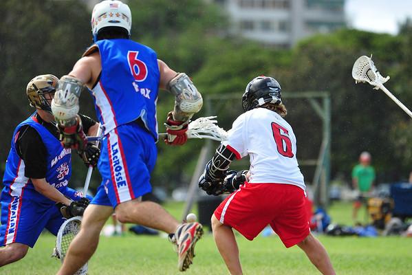 Hawaii Koa vs Olympic Club, 10-29-11