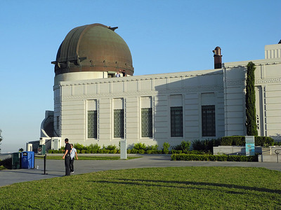 Griffith Observatory, May 2012
