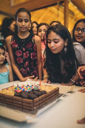 Tanya's Birthday 2016