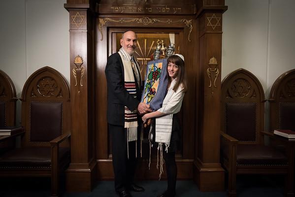 Synagogue Portraits