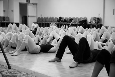 Tyce DiOrio's Dance Class 2007