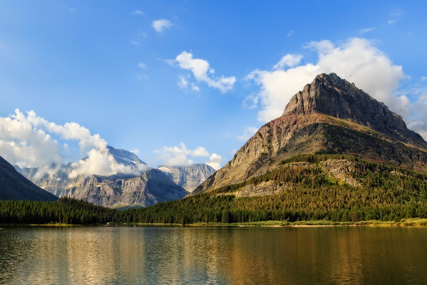 Landscapes, Waterscapes, and Mountains
