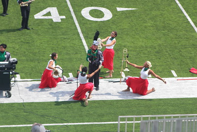 2017_10_14 Clear Falls Band at Katy Marching Contest