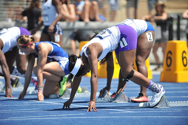 Men and Women High Hurdles, Gallery 2 - 2015 NCAA D2 Outdoor