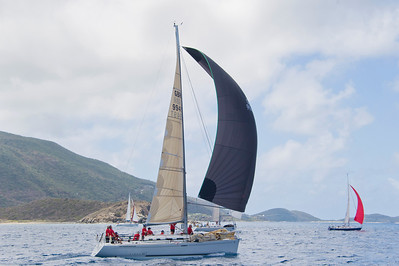 BVI Spring Regatta 2011 Bitter End RACE Day2