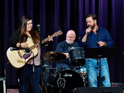Hawkins Friends and Family Band