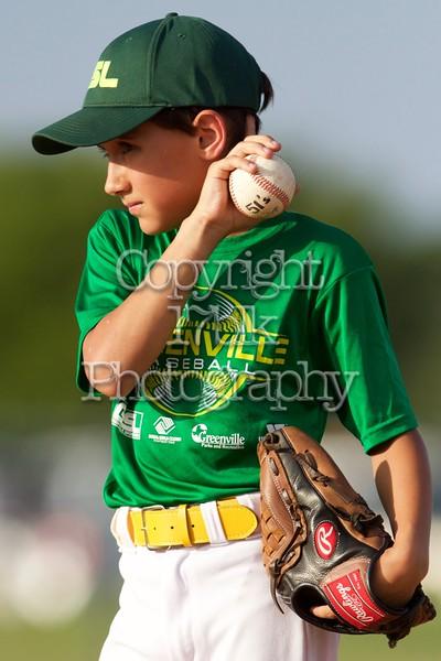 Reagan Goggans, Grvl. 10U Kid Pitch AAA, 15June2017