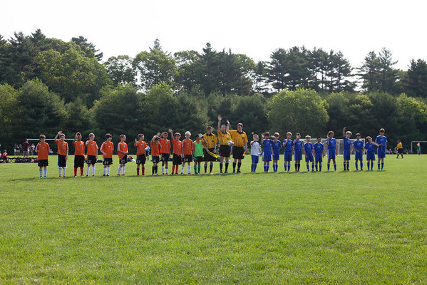 U11 President's Cup 2013