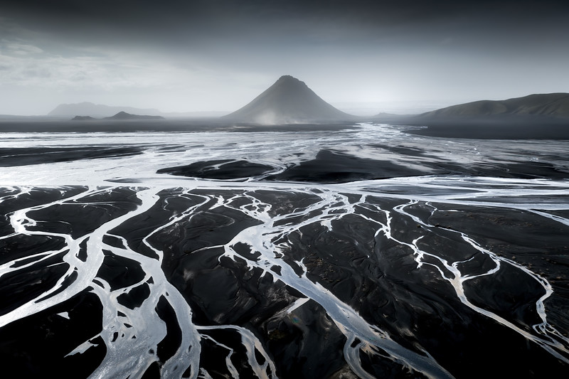 Maelifell 2 aerial drone Iceland Highlands landscape photography 2.jpg