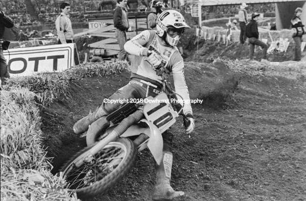 Seattle Supercross 1985