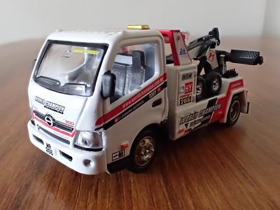 103 Hino 300 Hybrid Tow Truck