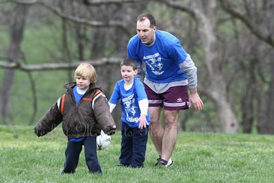 Coach Travis Eilers*#7B-BLUE* 4/5 Yrs Old
