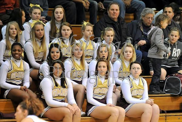 Governor Mifflin VS Exeter Girls Basketball 2010 - 2011