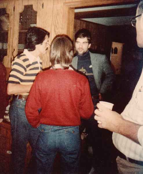 Last shot from 1982 Ultra 50K/50M pre-event social.