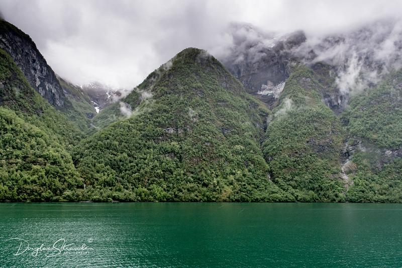 Fjord scene