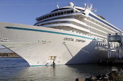 Cruise Ship, 2013