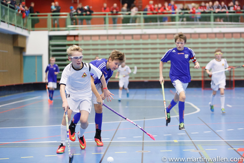Simon Karlsson #6 Rydboholms SK vs Floda IBK, Coop Forum Cup 2015.