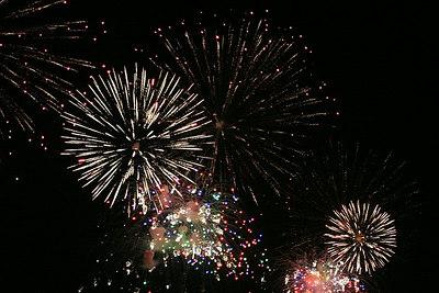 July 4th, Detroit Fireworks '06